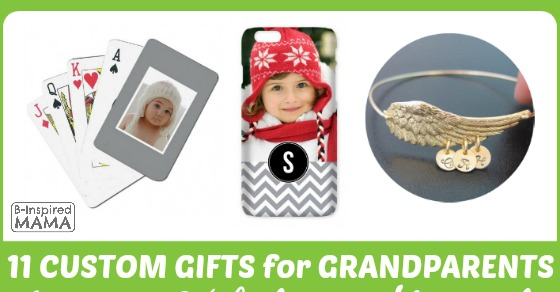2015 Holiday Gift Guide: Personalized Gifts for Grandparents