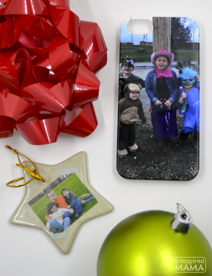 Our Personalized Gifts for the Grandparents - A 2015 Holiday Gift Guide at B-Inspired Mama