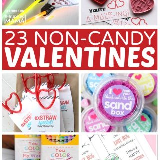 23 Cute Non-Candy Valentine Ideas
