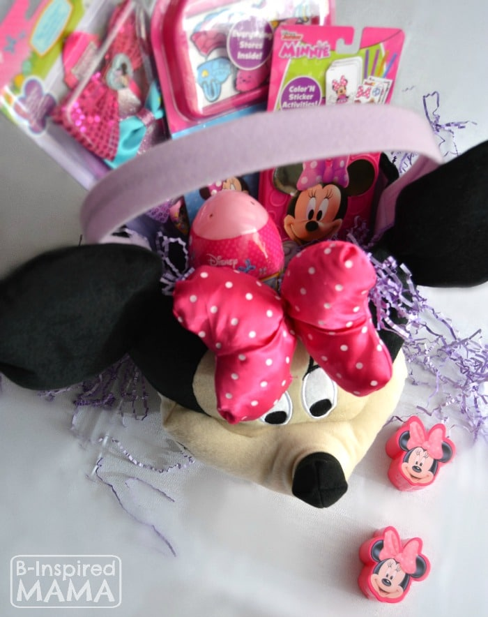 Fun Easter Basket Traditions - Making a Themed Easter Basket - at B-Inspired Mama