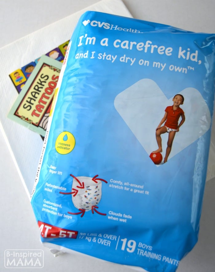 Things I Used to Potty Train My 3 Kids - at B-Inspired Mama