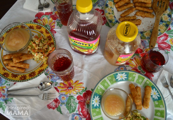 Family Dinner Time Questions: Alternatives to