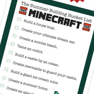 Creative Minecraft Building Ideas for the Rest of Summer Break