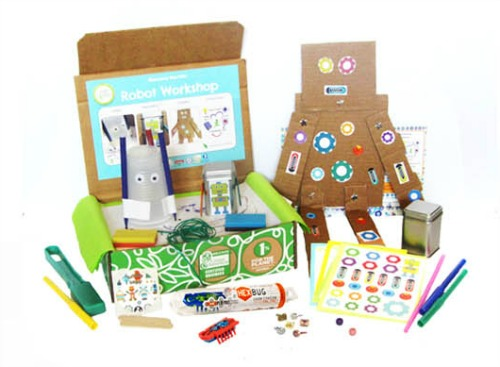 Green Kid Crafts Discovery Box for Kids + 9 MORE of the Best Subscription Boxes for Curious Kids