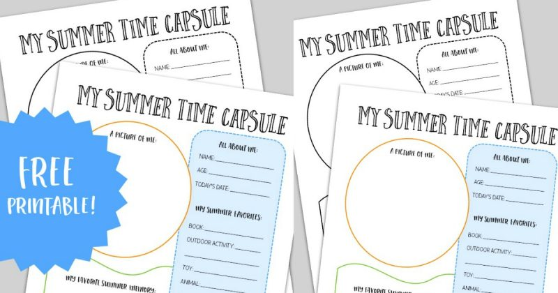 Mixed Mama Paralyzed Heals Coloring Page: A Summer Time Capsule Printable To Freeze Kids' Summer