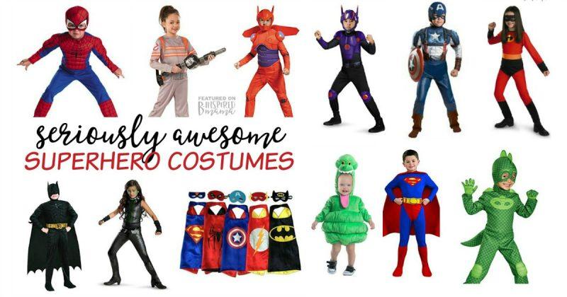 Captain Marvel Girls Hero Costume New Kids Child Superhero Hiro Girl