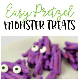 How to Make Cute Non-Scary Halloween Monster Treats