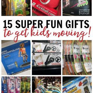2016 Holiday Gift Guide – 15 Super Fun Gifts to Get Your Kids Moving