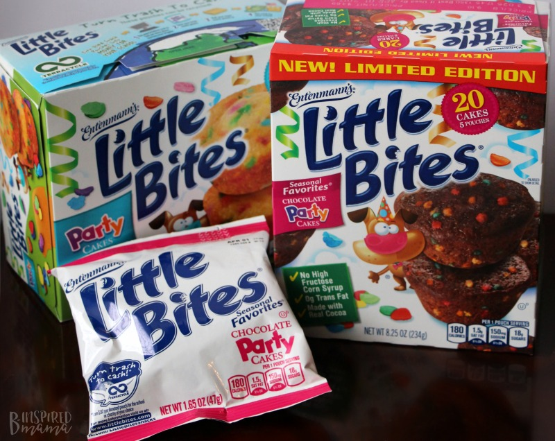 Entenmanns Little Bites Chocolate Party Cakes