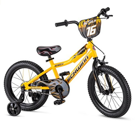 Schwinn SmartStart Scorch Bike for Kids