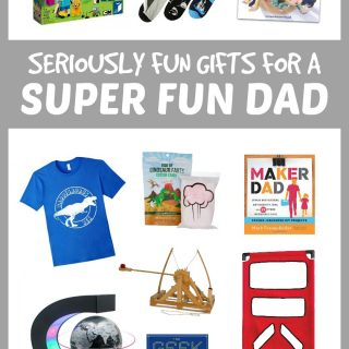 Seriously Fun Gifts for Super Fun Dads - A B-Inspired Mama Father's Day Gift Guide
