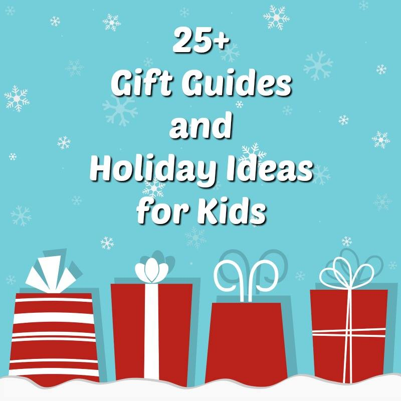 2017 Kid Blogger Network Holiday Gift Guides for Kids - B-Inspired Mama