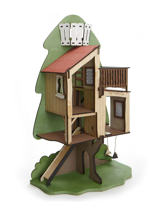 Climb Treehouse Hope House