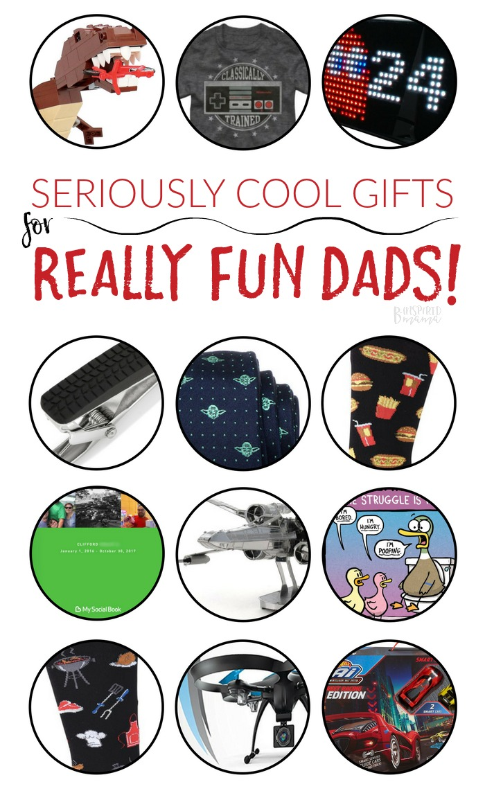 Seriously Cool Gifts for Really Fun Dads - A B-Inspired Mama Gift Guide