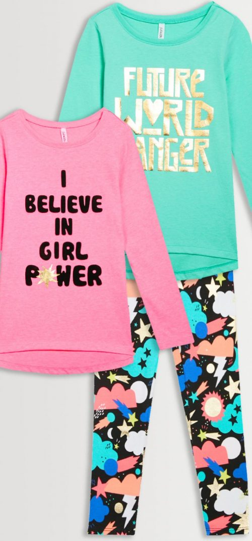 Fabkids Girl Power Set