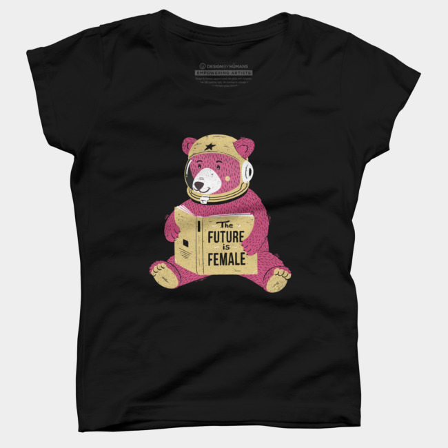 Future is Female T-Shirt