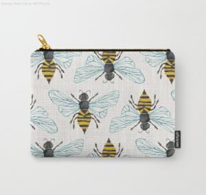 Honey Bee Pouch
