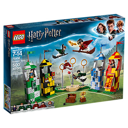 LEGO Harry Potter Quidditch Match Set
