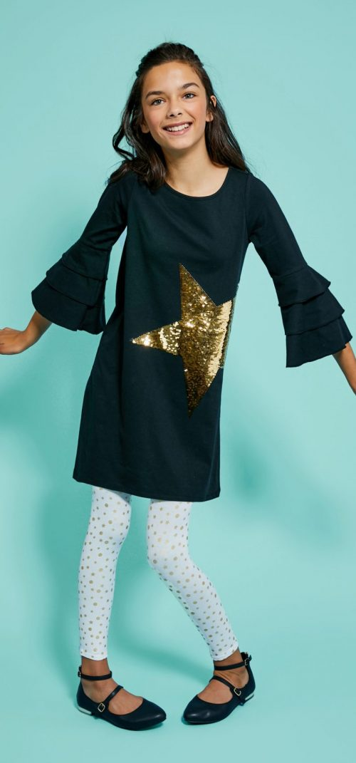 fabKids Shine On and On Outfit