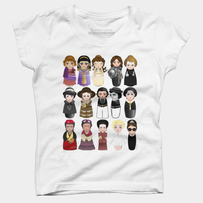 Women of History T-Shirt