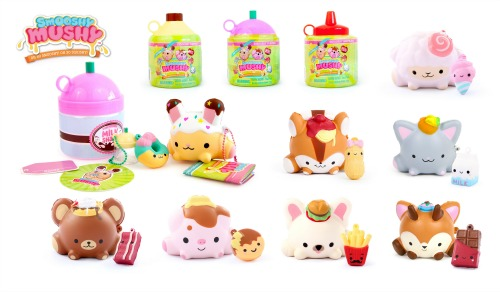 Smooshy Mushy Besties and Pets Toys