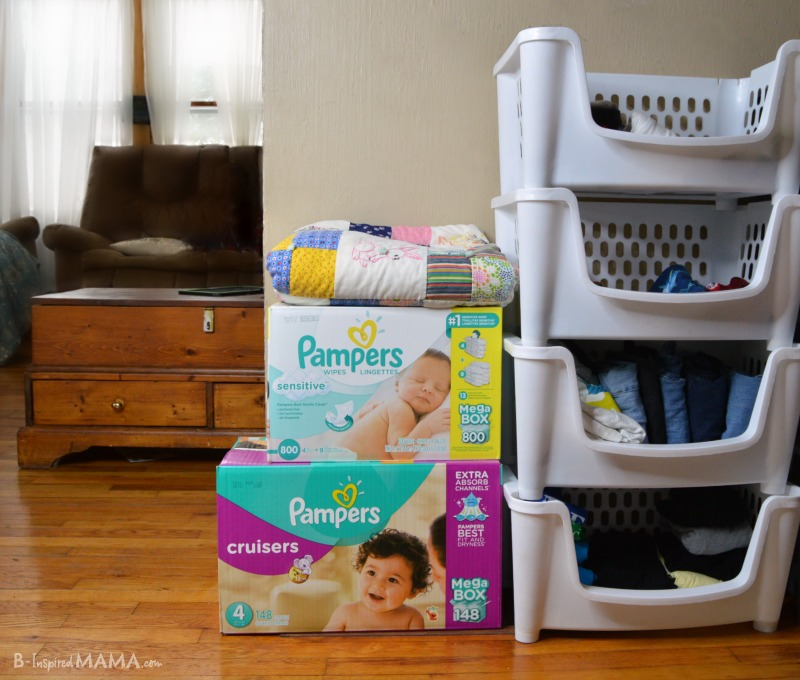 Think Outside the Dresser + Other Simple Home Management Tips for Busy Moms