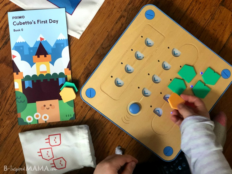 Learning to Code with Cubetto + 8 MORE Easy and Fun Coding Activities for Kids