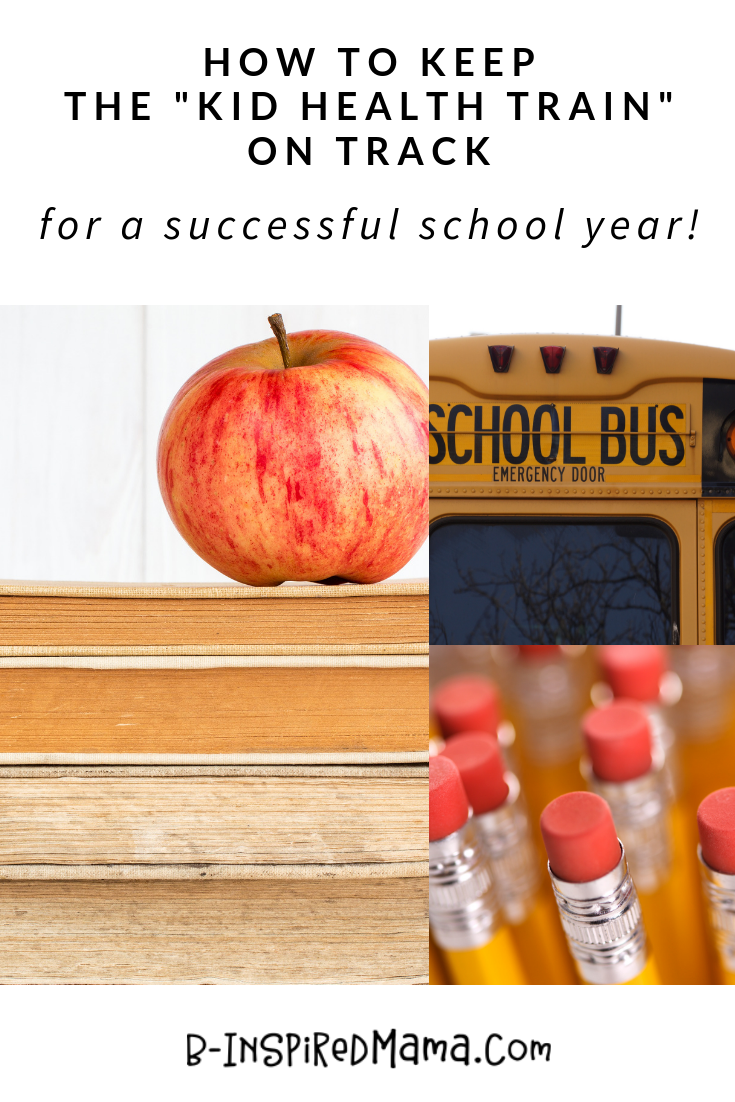 Back to school means back to germs, viruses, and sickness. Here are some easy tips to keep the