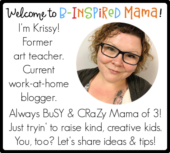 Meet Krissy of B-Inspired Mama