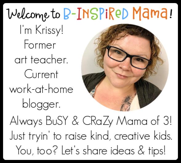 Meet Krissy of B-Inspired Mama