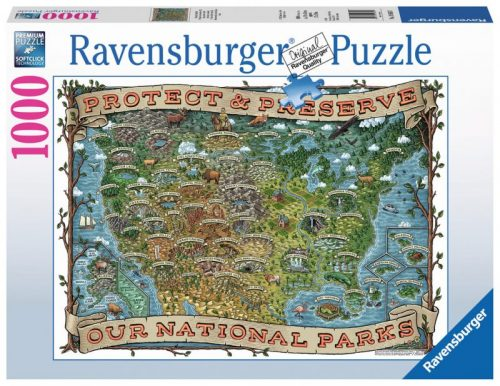 Our National Parks Puzzle