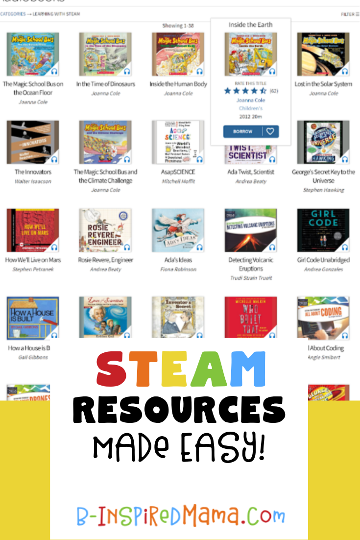 STEAM Learning made EASY! - STEAM resources for parents and teachers