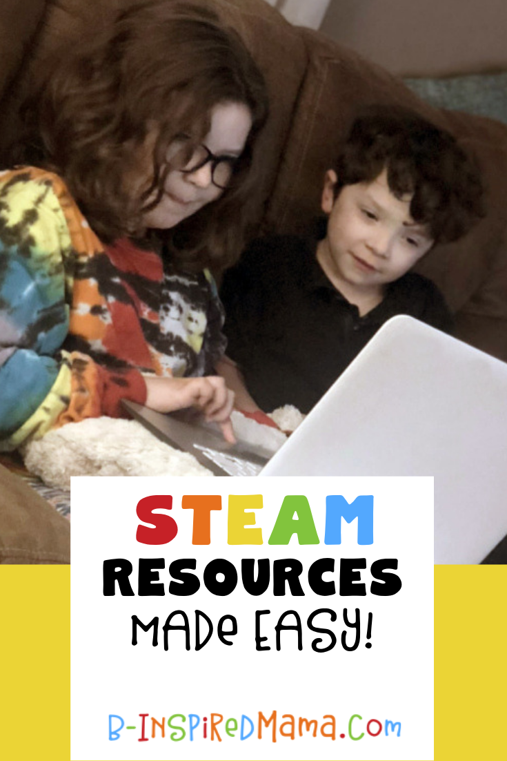 STEAM Learning made EASY! - So many STEAM resources for parents and teachers from hoopla Digital!