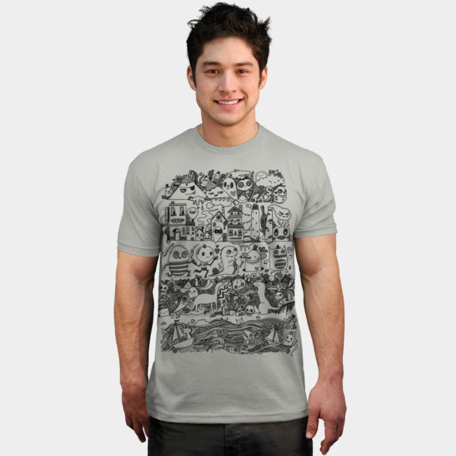 The Many Layers of Doodle T-Shirt