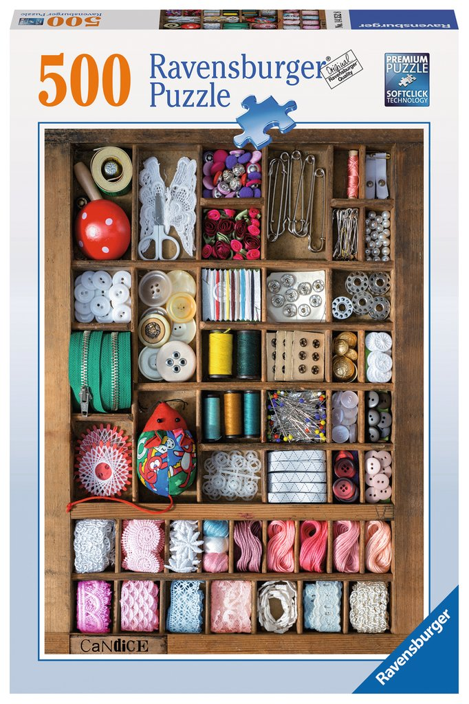 The Sewing Box Puzzle