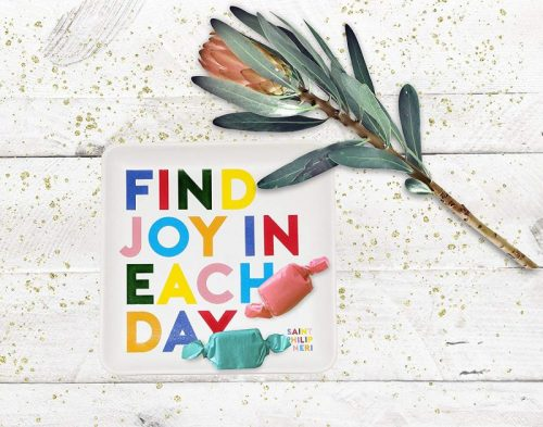 Find Joy in Each Day Trinket Dish for mom