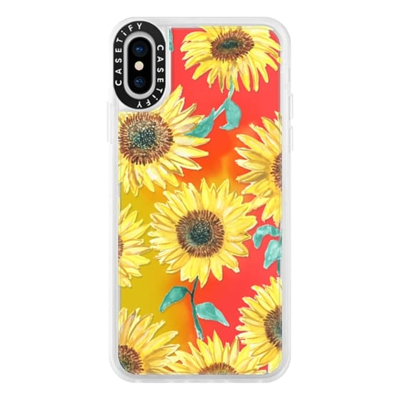 Sand Sunflowers Case