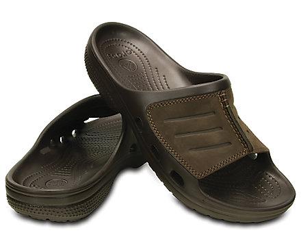 Yukon Meda Slide Crocs