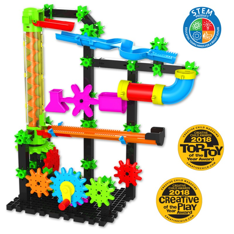 The Learning Journey Techno Gears Marble Mania Zany Trax