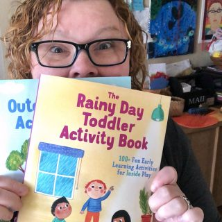 The Rainy Day Activity Book - Author