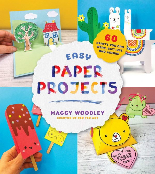 Easy Paper Projects by Maggy Woodley